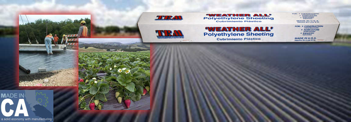 AGRICULTURAL/INDUSTRIAL SHEETING